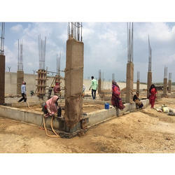 Residential Colony Building Construction Service