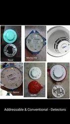 Honeywell Dc Smoke Detector, For Industrial Premises