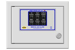 Oxygen Line Pressure Alarm with Digital Display