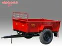 Agricultural Tractor Trolley, Size: 4 X 6 Feet