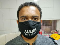 FFPL Anti-Pollution Nose Mask, Number of Layers: Single