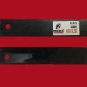 Black High Gloss Edge Band Tape