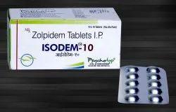 Zolpidem-10 mg Tablet