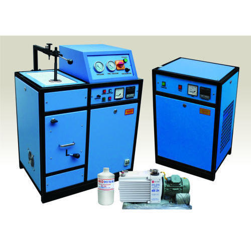 Induction Based Gold Casting Machine 3 Kg In 3 Phase