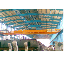 Overhead Travelling And Overhead Cranes