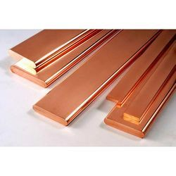 Copper Bus Bar, 1 Mm To 60 Mm