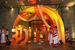 Decoration Sangeet Event Organiser (Sangeet Planner), Pan India