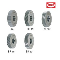 Meco HSS Knurling Wheel