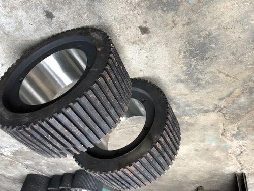 Flat Die Roll Shells