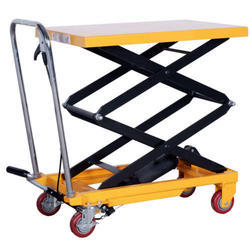 Scissor lift table load capacity 150kg