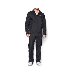 Rain Suit Black Fabric
