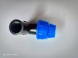 PP Compression Female Threaded Elbow