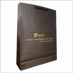 Various Flat Printed Paper Bags