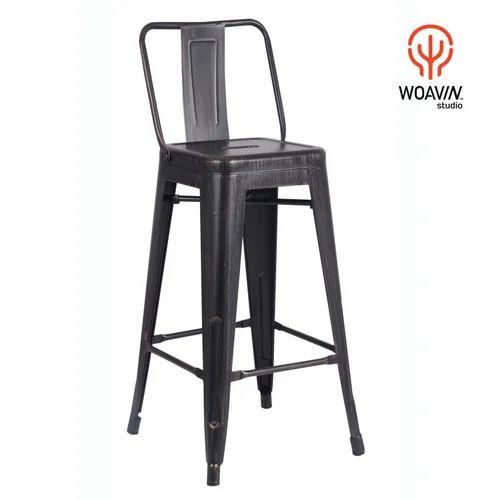 Woavin Bistro Tolix Bar Chair