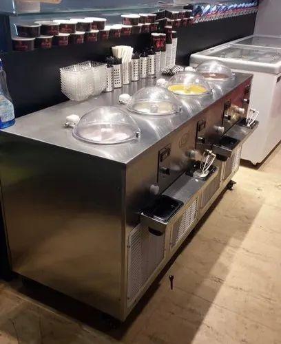 Hardee 4X Natural Ice Cream Machine