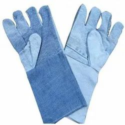 Cotton/Jeans Gloves