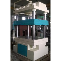 Semi Automatic Pillar Type Hydraulic Press