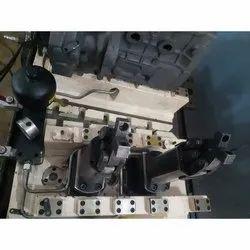 Steel Cylinder Hydraulic Machine HMC Fixture