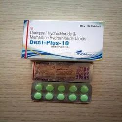 Memantine And Donepezil Tablet