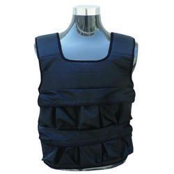 Welcare Black 20LB Adjustable Weight Vest, for Aerobics