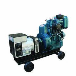 Single Phase Industrial Diesel Generator Set, Power: 250 V