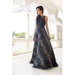 Designer Party Wear Ladies Gowns