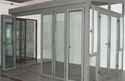 Aluminium Fabrication Work