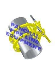 MS Panchal Pipeline External Pipe Line Up Clamp Manual