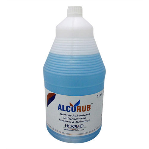 Alcoholic Disinfectant