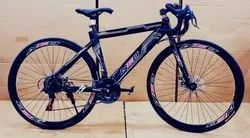 Black Neo Gear Bicycle