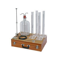 Sand Equivalent Value Test Apparatus