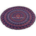 Beach Mandala Tapestry