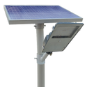 Luminary Model 12w Solar Street Light