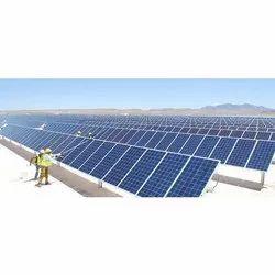 Three Phase Solar Power Plant