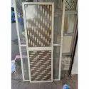 Aluminium PVC Door