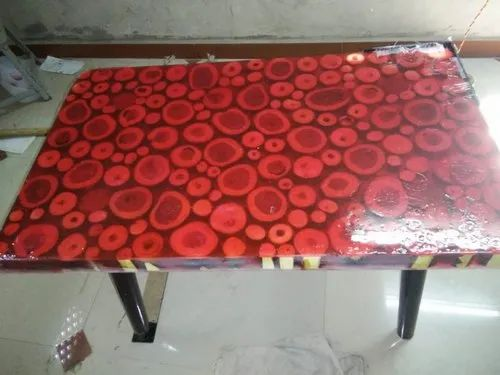 Wood Casting Clear Epoxy Resin