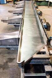 Stainless Steel Vibratory Conveyor Distribution Systems