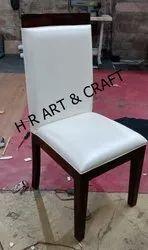 HR Dark Restaurant Sheesham Wood Dining Chair