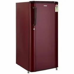 3 Star Direct Cool 190 L Haier Single Door Fridge, Top Freezer