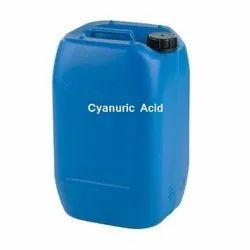 Powder Cyanuric Acid, Packaging Size: 25 Kg, Packaging Type: Bag