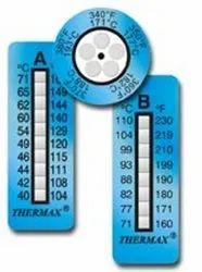 Temperature Indicator Labels / Stripes
