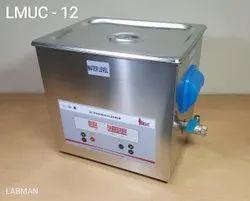 LMUC-12 Digital Ultrasonic Cleaner