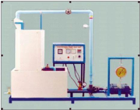 fluid machinery lab equipment pelton wheel turbine test rigfluid machinery lab equipment pelton wheel turbine test rig manufacturer from ambala