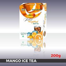Mango Flavor Mix Ice Tea