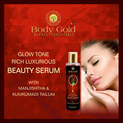 Glow Tone  Rich Luxurious Beauty Serum