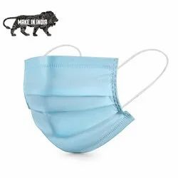 Shieldcare Disposable 3 Ply Surgical Face Mask, Certification: Iso 13485:2016