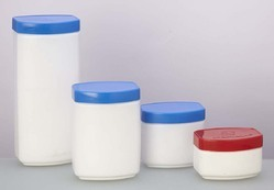 HDPE Plastic Containers