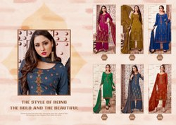DESIGNER PRINTED SALWAR SUITS