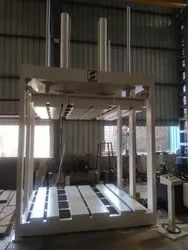 Welded Wire Mesh Gabion Packing Machine, for Fencing