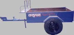 Mild Steel Tiller Trolley
